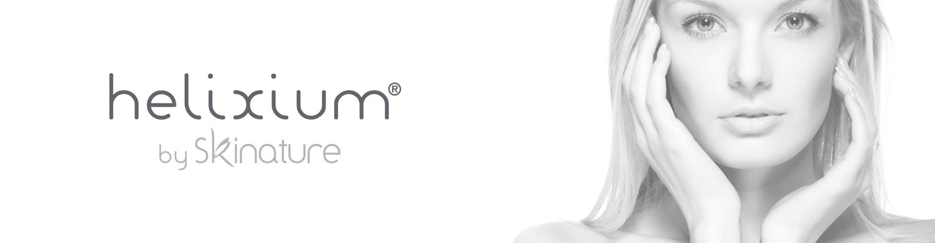 Helixium: Crema serum exfoliante agua micelar contorno de ojos