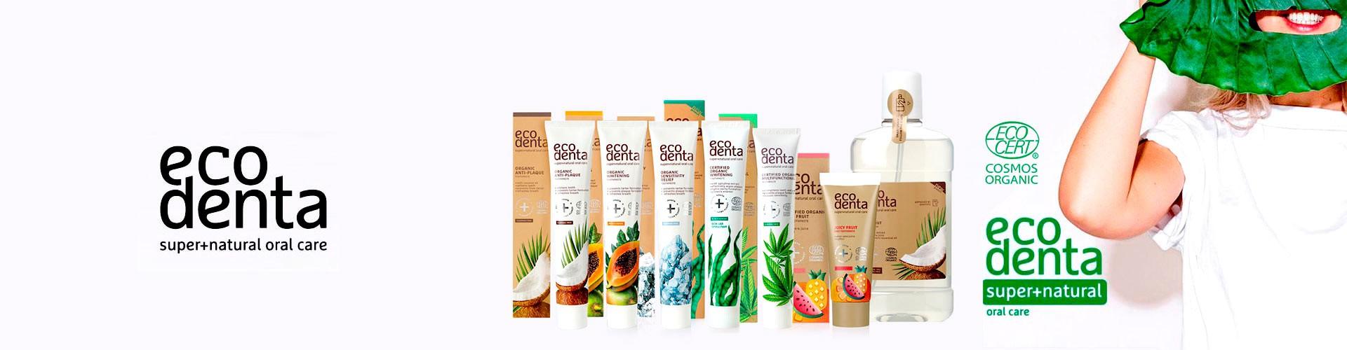 Pasta de dientes ecológica / orgánica online